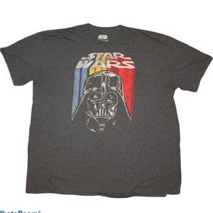 Star Wars Darth Vader Graphic T-shirt 2x